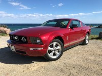 FORD MUSTANG 4.0 V6 213 CH